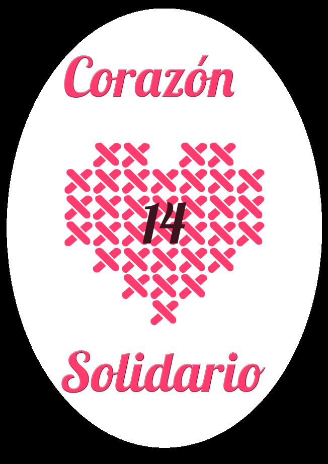 14 corazón solidario