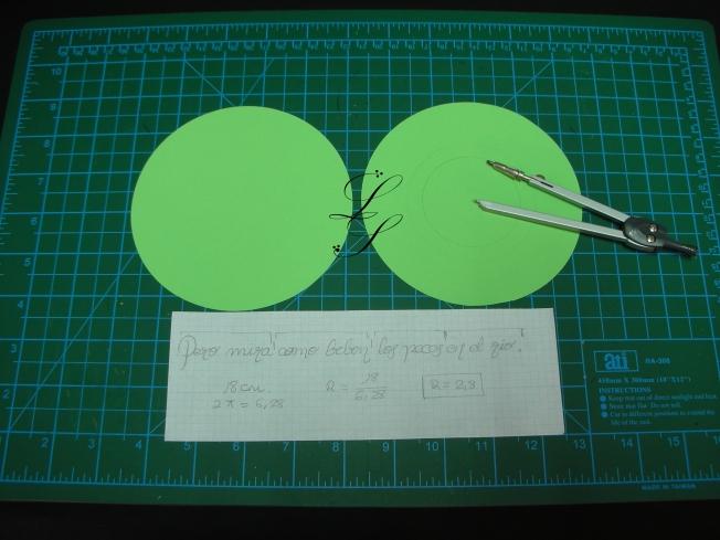 calculando la circunferencia